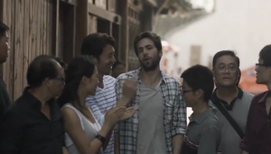 Go Further – A Brazilian In China (Director's Cut)