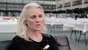 Frances Royle Interview