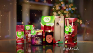 Air Wick - Mulled Wine Christmas Fragrance