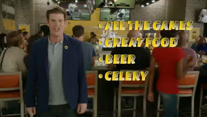 """Buffalo Wild Wings and TBWA Invite Fans to Get """"Rich"""" with New Football Ad Campaign"""