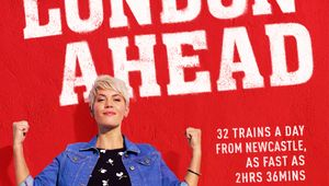 VIRGIN TRAINS: Be Bound for Glory