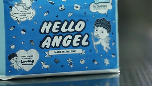 Hello Angel - Nappy Notes