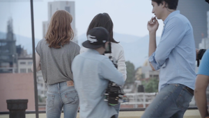 """Behind The Scenes - Levi's """"Frists"""""""