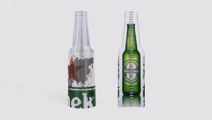 Heineken Brand in a Bottle