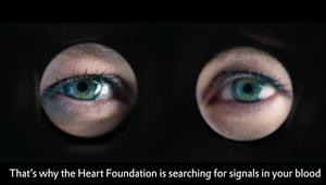 Solutions at the heart of new campaign for the Heart Foundation Holland