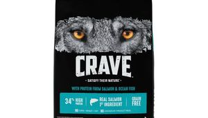 Crave Pet Food - New Design