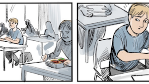 Lunchbox Storyboards