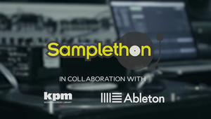 KPM team up with WhoSampled and Ableton for the third edition of Samplethon