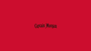 Only One Captain Morgan