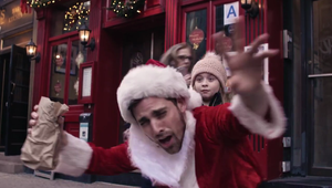 Crew Cuts Production and Post House Uses Holiday Card to Bring Attention to the Dangers of SantaCon with Anti-SantaCon PSAs