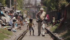 Canon - Sir Don McCullin in Kolkata