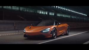 McLaren 720S 'RAISE YOUR LIMITS'