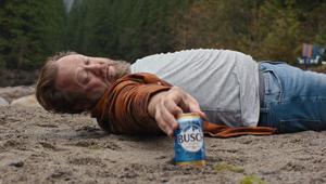 Busch Beer - Bear