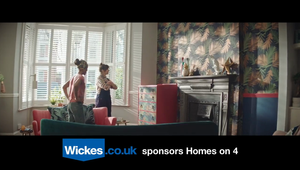 Wickes 'Homes on 4' Idents