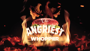 Burger King - The Angriest Whopper