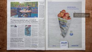 Aldi - Fresh Prints