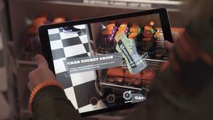 Gatorade AR Experience