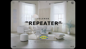 Ikea - Teleman 'Repeater' (Directed by Oscar Hudson)