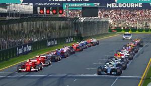 Sky F1 - The Race Starts Here
