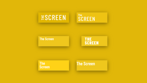The Screen Cinema Launch Campaign - Branding, Animation, Web & Social Media