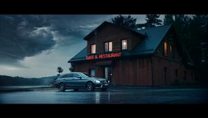 """Mercedes Benz """"Storm"""""""
