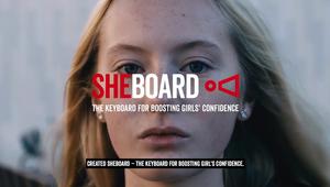 Plan International - Sheboard