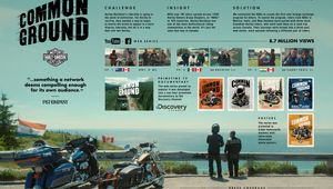 Harley Davidson - Common Ground