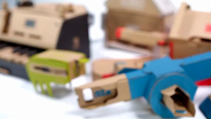 The UPS Store - The UPS Store's Labo Toy-Con-Tainer