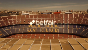 Betfair Sweden 'Best Odds on La Liga'