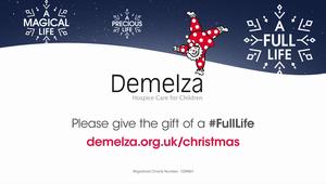 Demelza 2018 Christmas Appeal