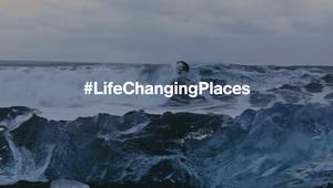 #LifeChangingPlaces - Lufthansa