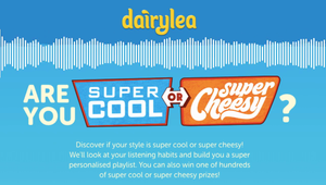 Dairylea - Super Cool vs Super Cheesy