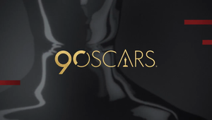 2018 Academy Awards Branding