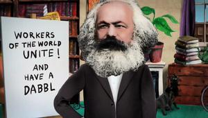Dabbl 'Karl Marx'