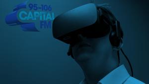 VR Radio Presenter Challenge