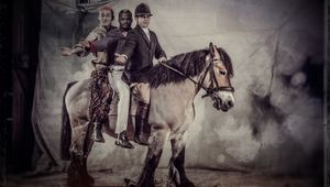 Giffords Circus Photography