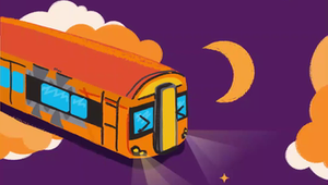 West Midlands Rail - Night Trains