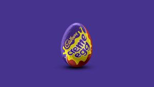 Hunt The White Creme Egg