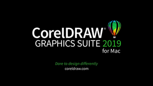 CorelDRAW Graphics Suite 2019 For Mac Launch