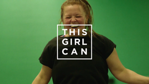 This Girl Can - Fit Got Real - Georgi Banks-Davies