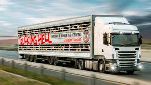 """Trucking Hell"""