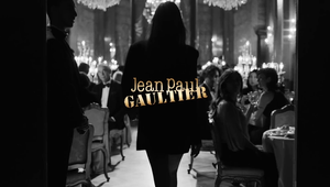 Jean Paul Gaultier Scandal à Paris Fragrance Featuring Irina Shayk