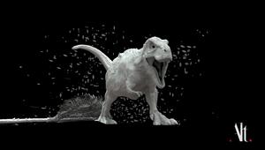 Darrell Lea - Dinosaur - VFX Breakdown