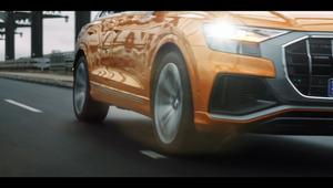 Audi Q8 Japan