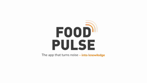 Food Pulse: The app that turns review noise into knowledge