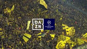 DAZN UEFA Champions League promo