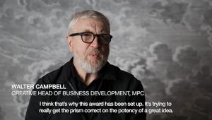 Defining Immortality - Walt Campbell, Creative Head of Business Development, MPC