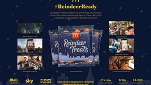 McDonald's - #ReindeerReady