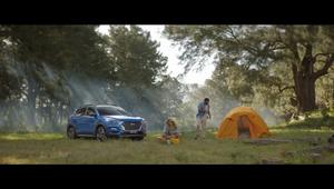 Hyundai Tucson - Tent