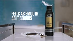 LYNX ASMR Shower and Shavetorials